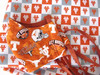 University of Texas Get Hooked and Checker Print