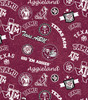 Texas A&M Home State Fabric