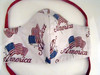 Face Mask - America Flags