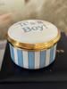 Halcyon Days It's A Boy ENBOY1201G (ENBOY1201G)