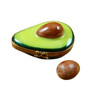 Half Avocado with Removable Pit Limoges Box RA019