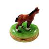 Standing Mini Horse Rochard Limoges Box RA340