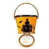 Halloween Pail W/Pumpkin Rochard Limoges Box