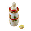 Baby Bottle - My First Christmas Rochard Limoges Box