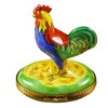 Rooster Rochard Limoges Box