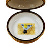 Beehive With Bee Rochard Limoges Box
