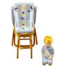 Baby High Chair Blue Rochard Limoges Box