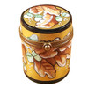 Canister Box October Rochard Limoges Box