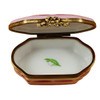 Lily Of The Valley Rochard Limoges Box