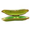 Two Peas In A Pod Rochard Limoges Box