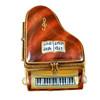 Mini Piano Rochard Limoges Box