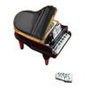 Black Piano Limoges Box RM024