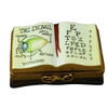 Opthalmologist/Eye Doctor Book Rochard Limoges Box