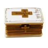 White Bible Rochard Limoges Box