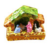 Manger-Nativity Rochard Limoges Box