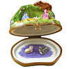 Nativity With 2 Removable Animals Rochard Limoges Box