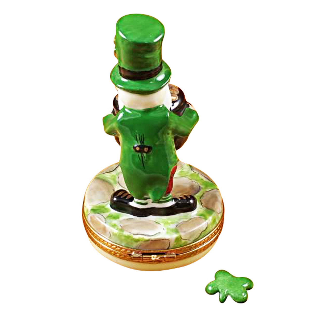Leprechaun Rochard Limoges Box RT157-K