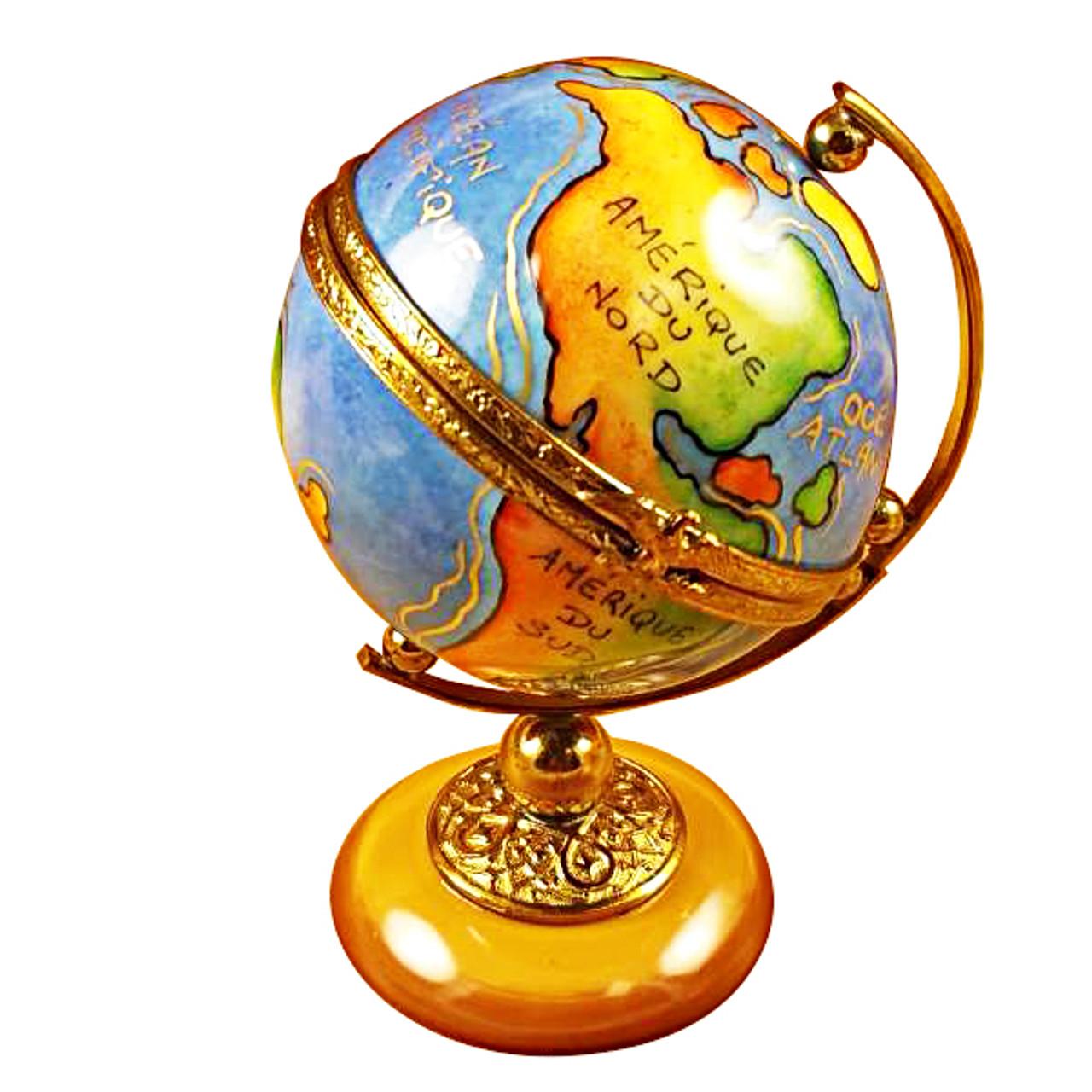 Globe Rochard Limoges Box RT184-K