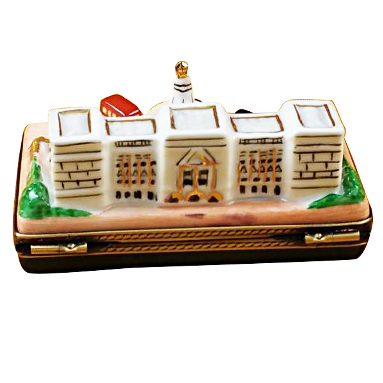 Buckingham Palace Rochard Limoges Box