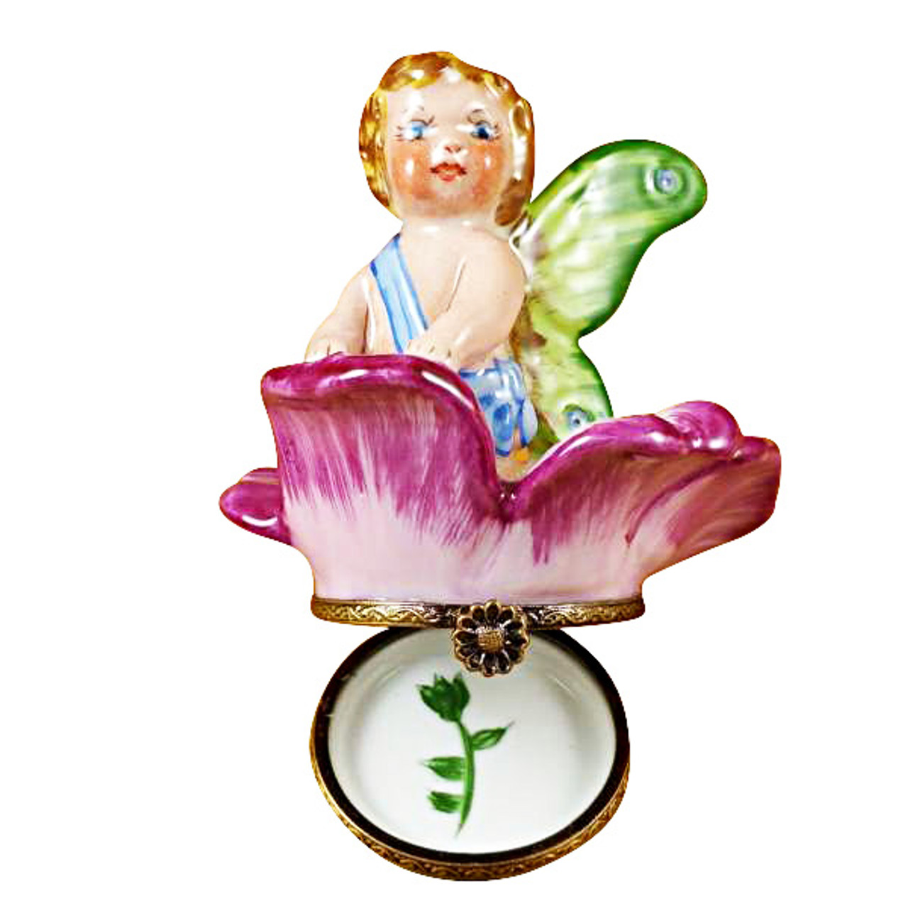Limoges Imports Fairy Limoges Box