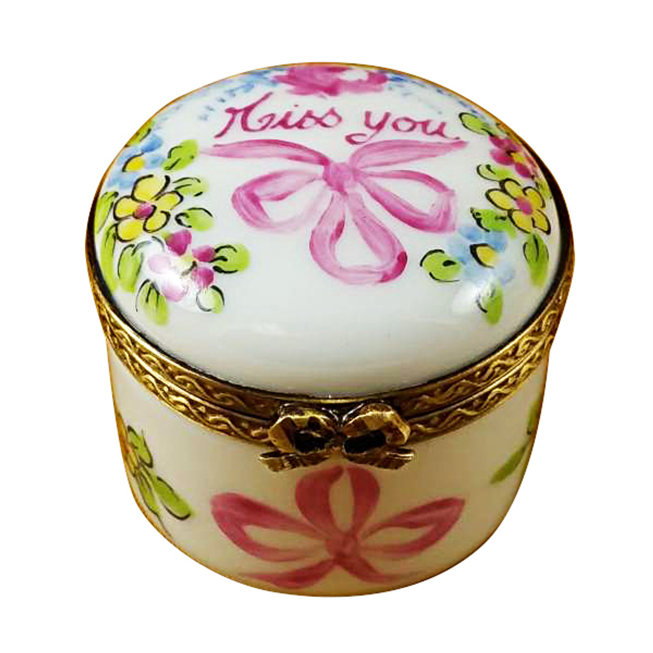 Limoges Imports Miss You Limoges Box