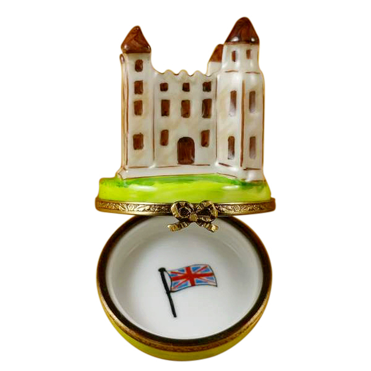 Limoges Imports Tower Of London Limoges Box