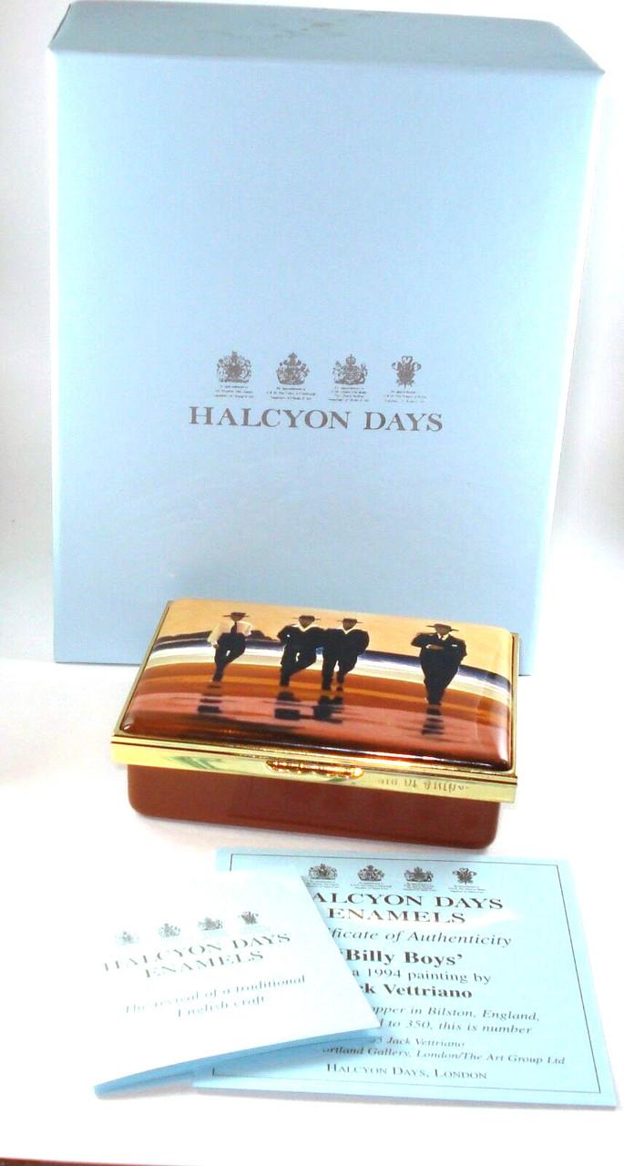 Halcyon Days The Billy Boys Jack Vettriano 011/8093