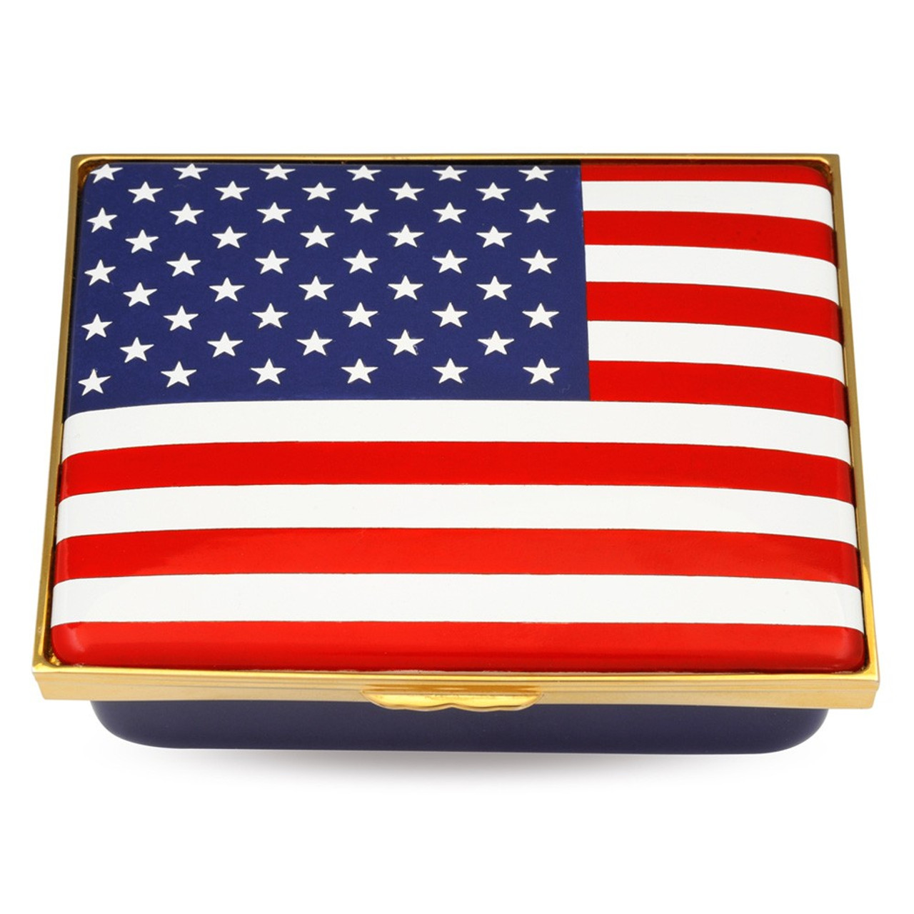 Halcyon Days The American Flag ENTSS1112G