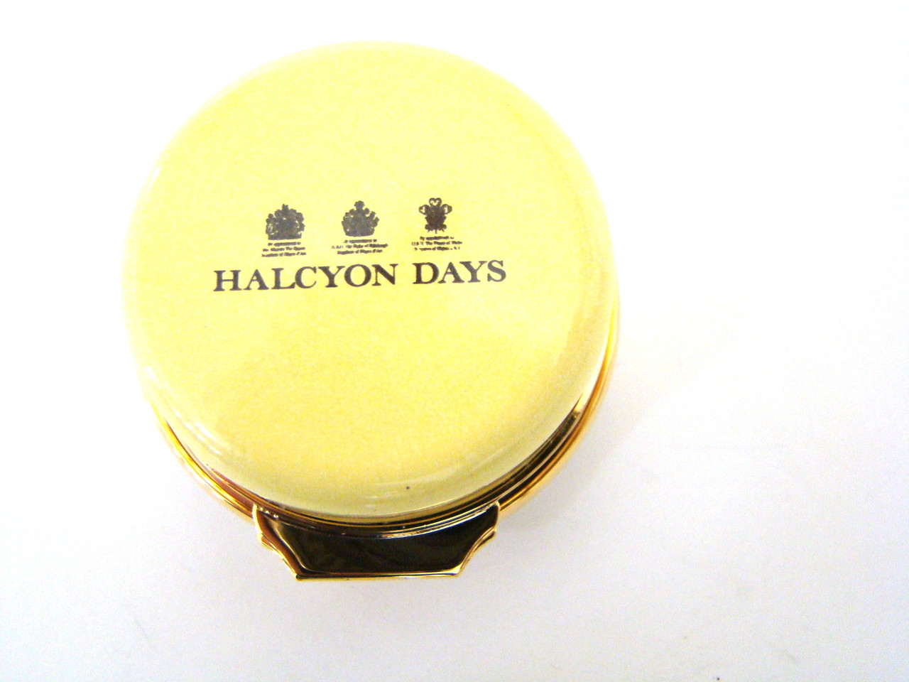 Halcyon Days Bee Box ENBEE0501G