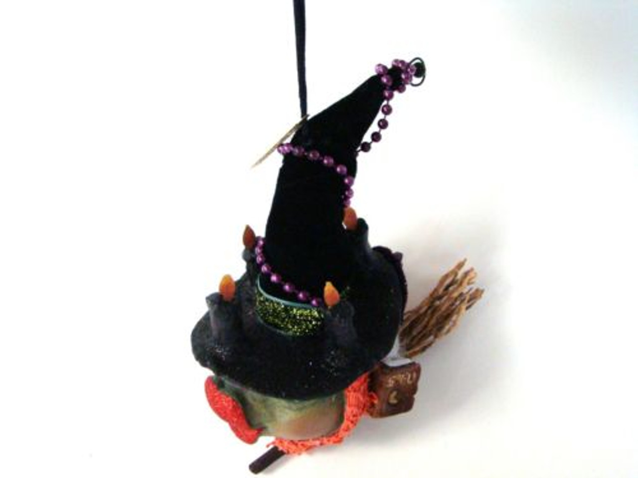 Katherine's Collection Witch Kissing Fish with Pink Tail