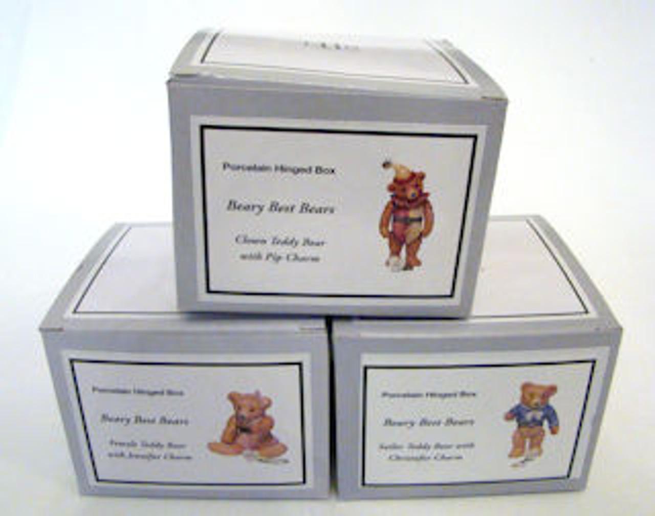 Beary Best Bears Series Set of 3PHB