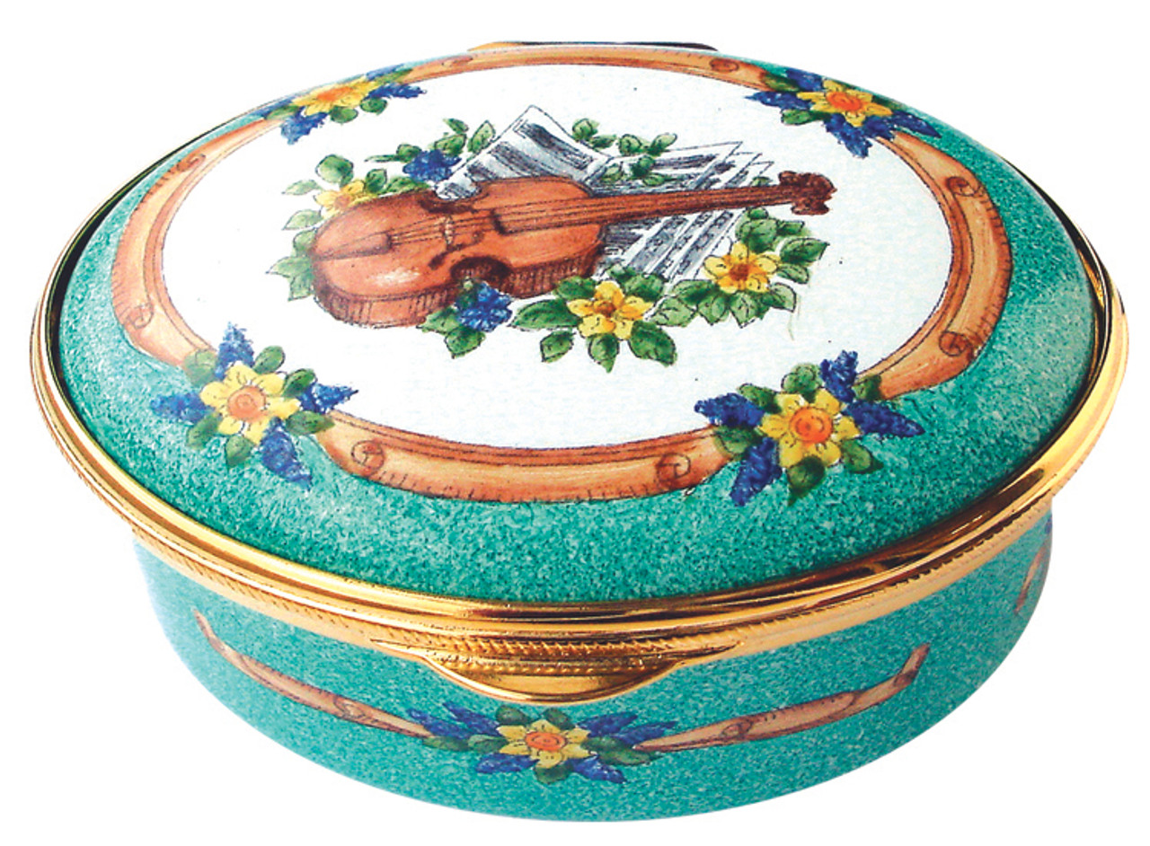 Staffordshire If Music be the Food of Love