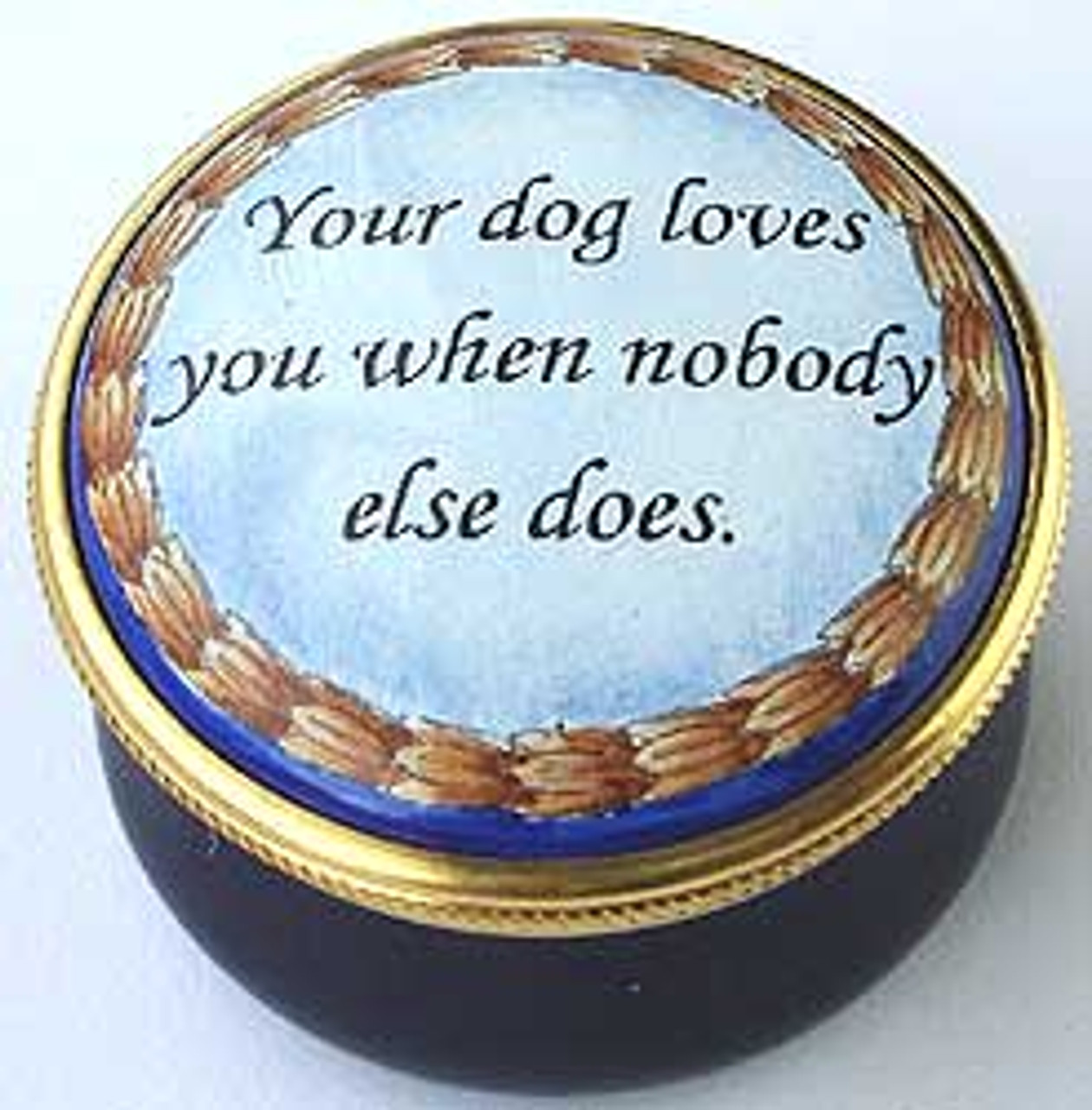 Staffordshire Your Dog Loves You