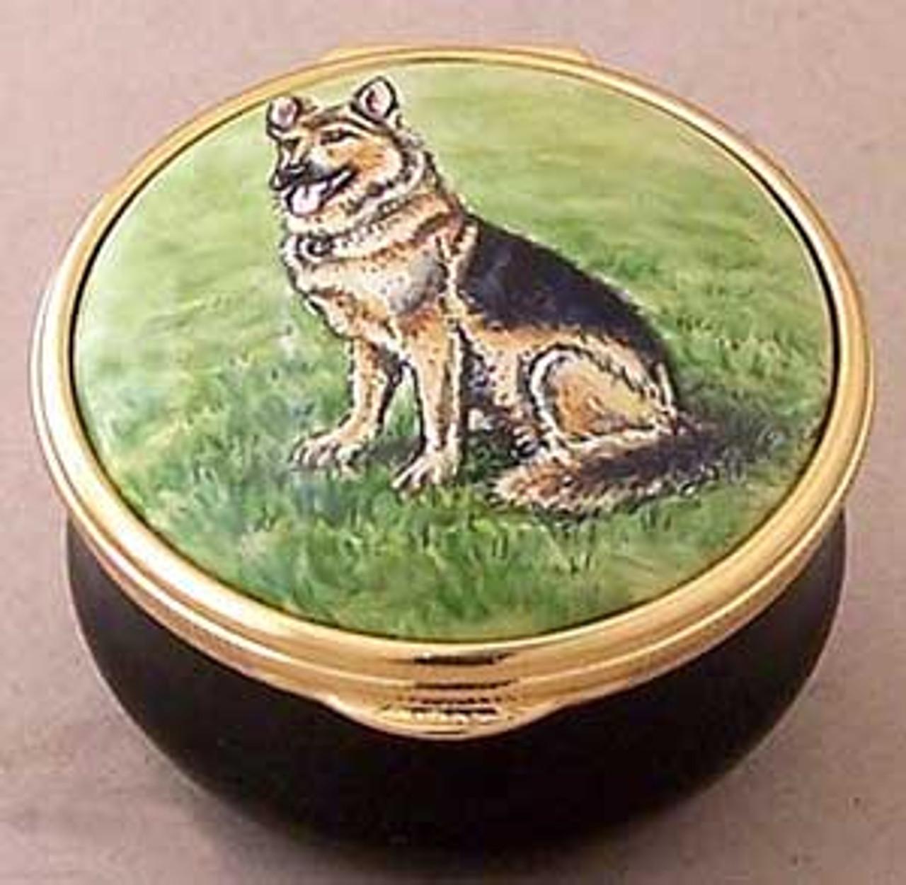 Staffordshire German Shepherd