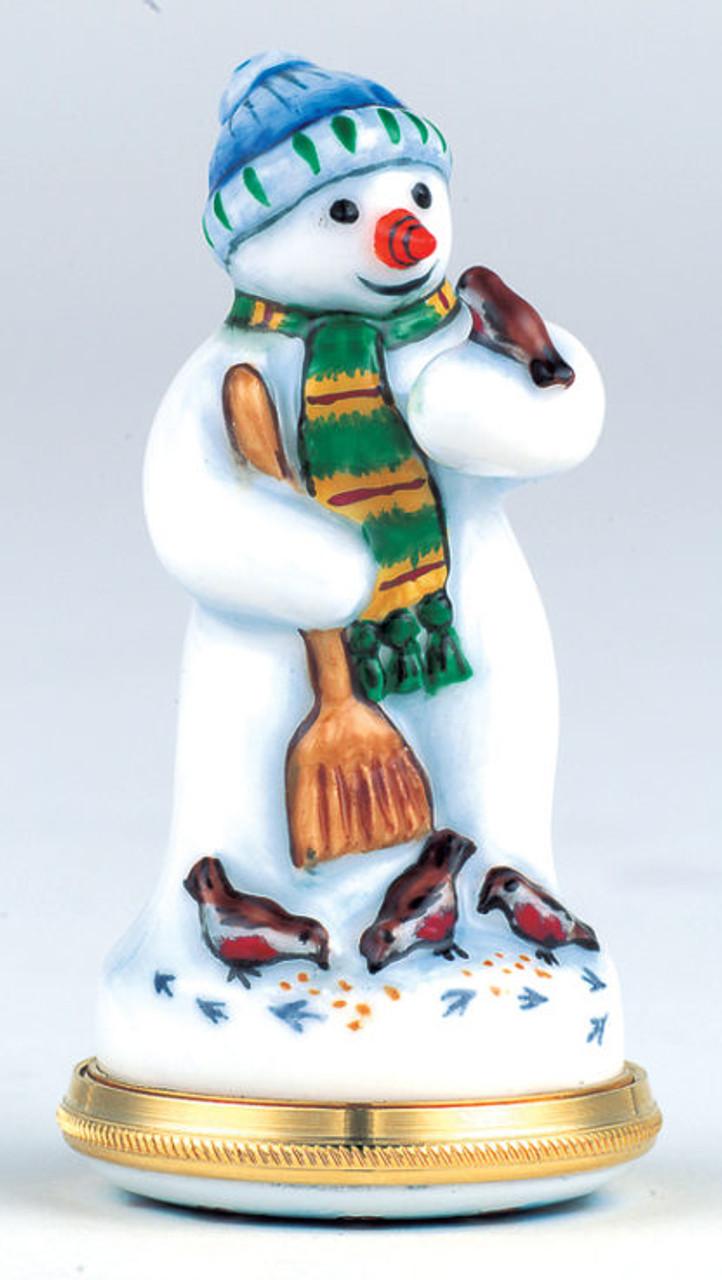 Staffordshire Snowman B/B (92-450)