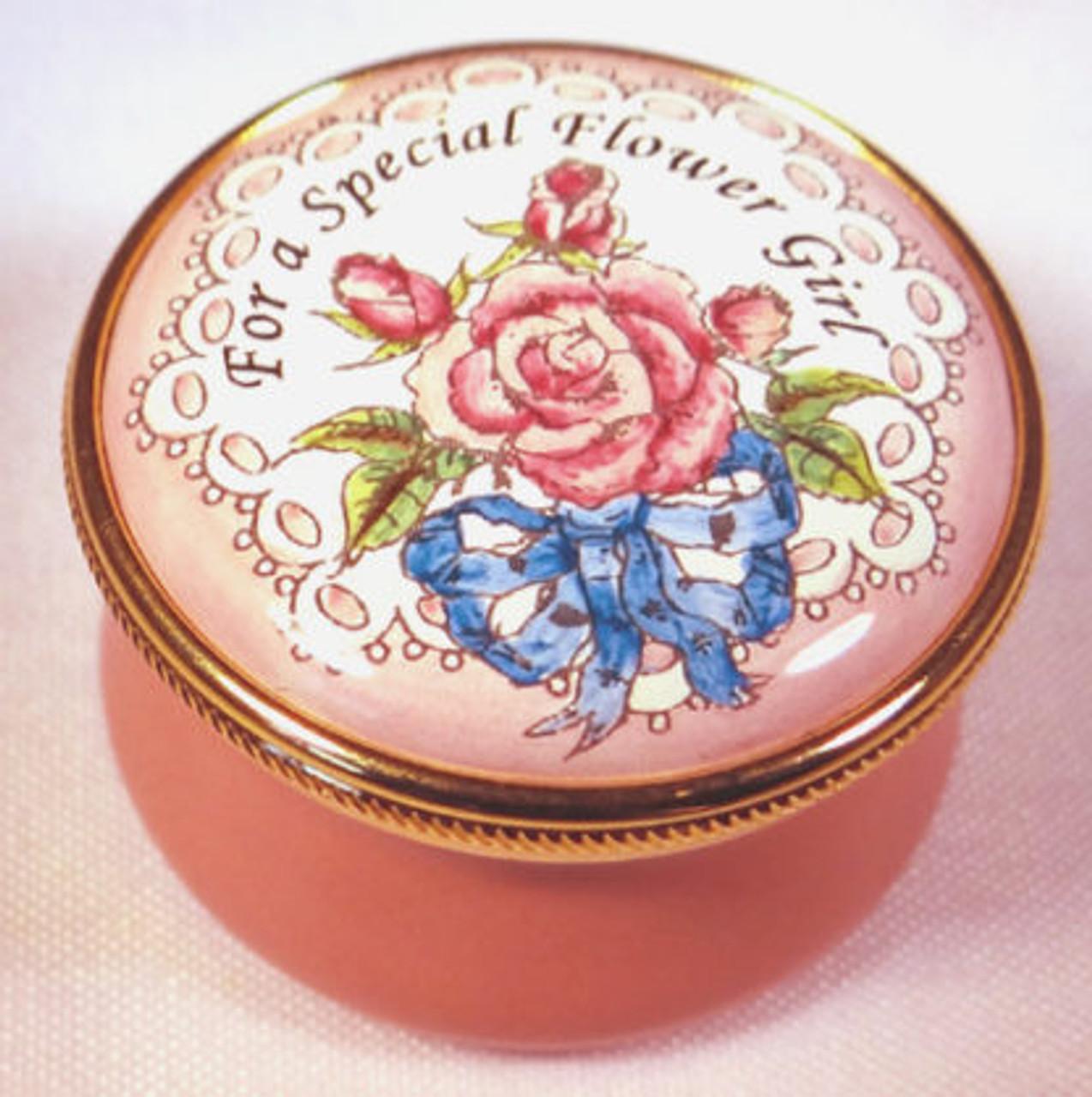 Staffordshire Flower Girl (03-289)