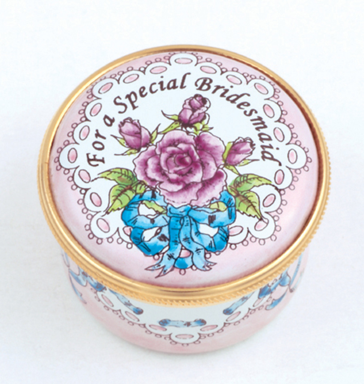 Staffordshire For a Special Bridesmaid (04-194)