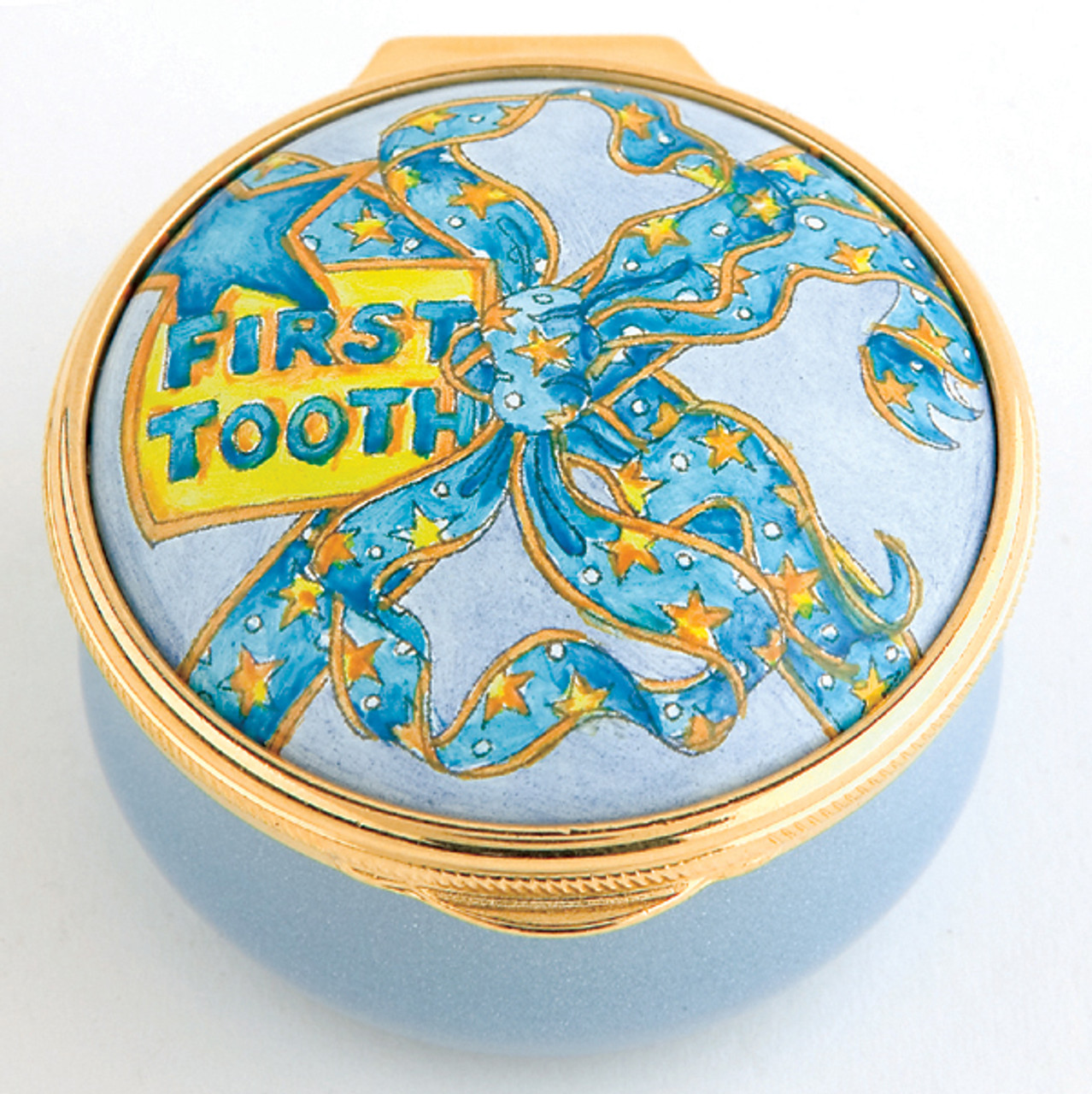 Staffordshire First Tooth Blue (05-256)