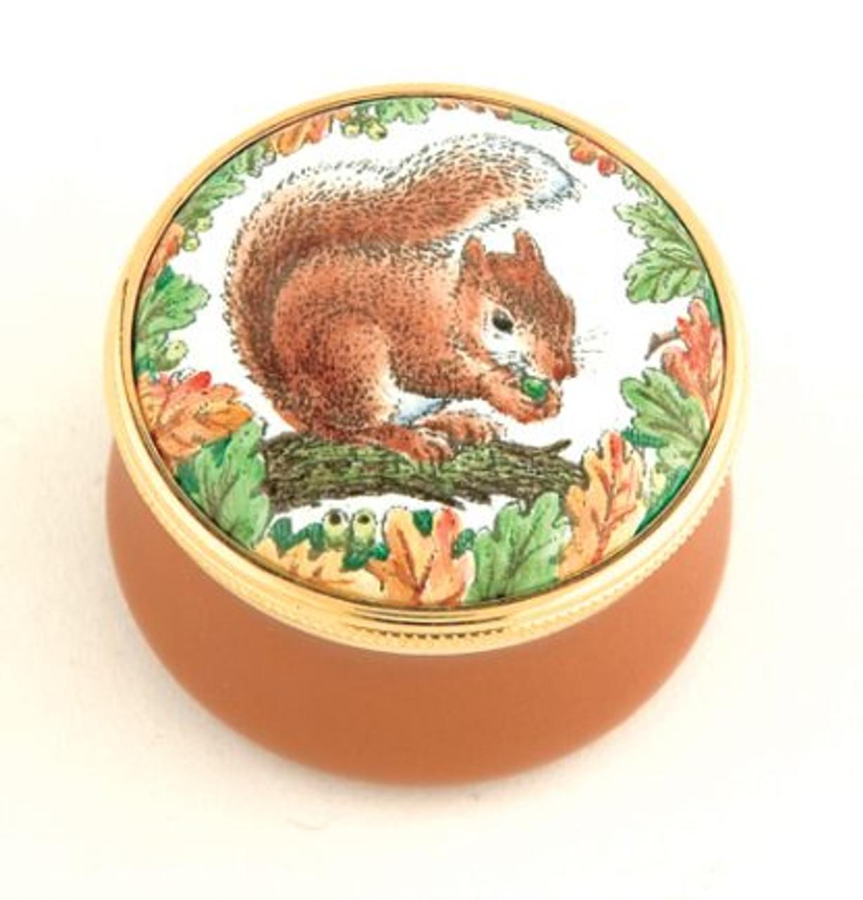 Staffordshire Squirrel (03-247)
