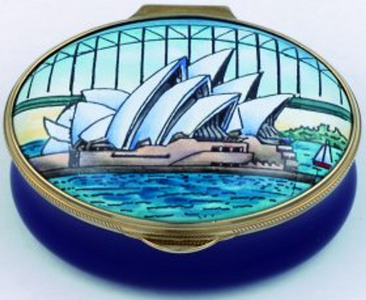 Staffordshire Sydney-Opera House