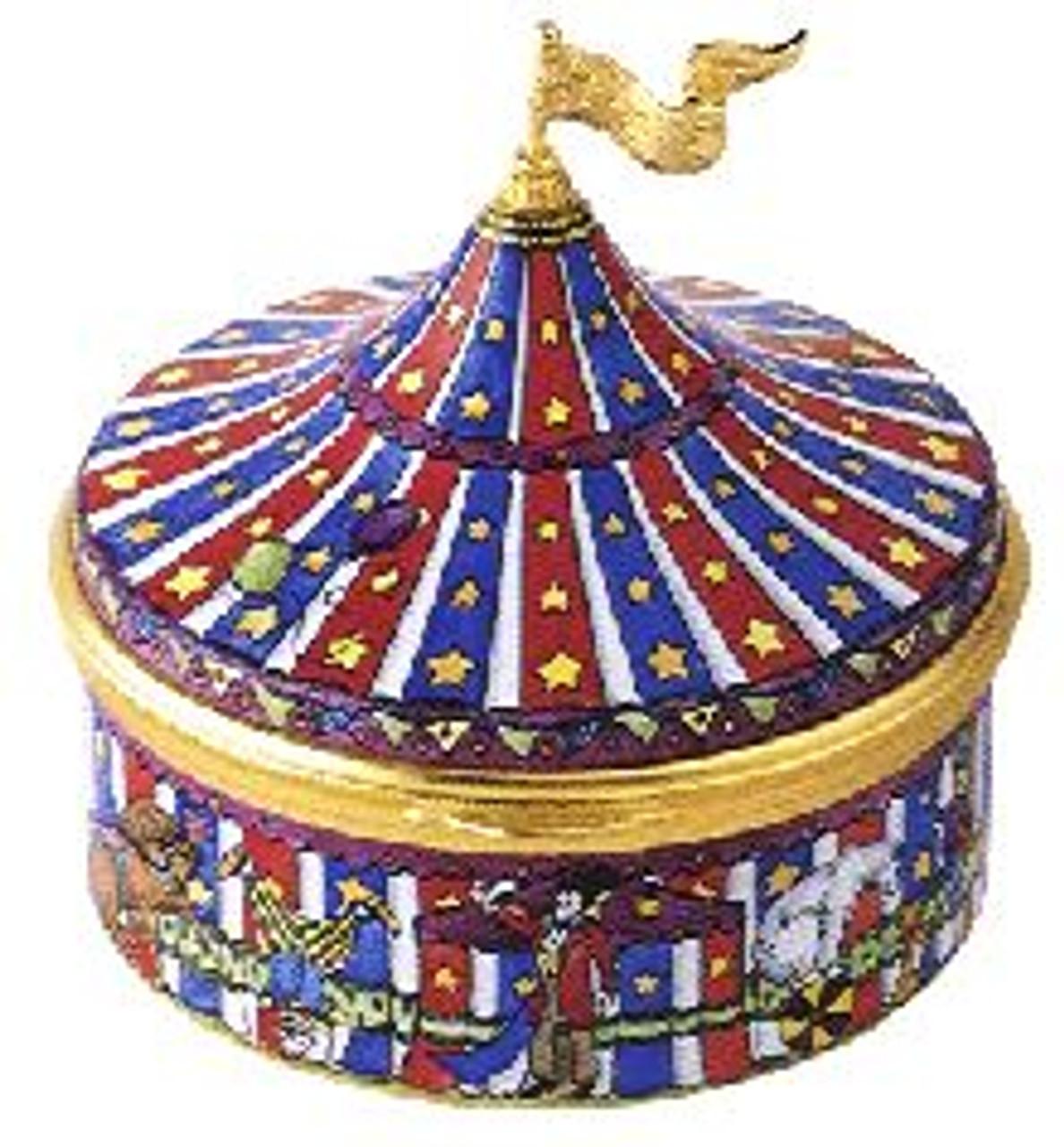 Staffordshire Circus Big Top