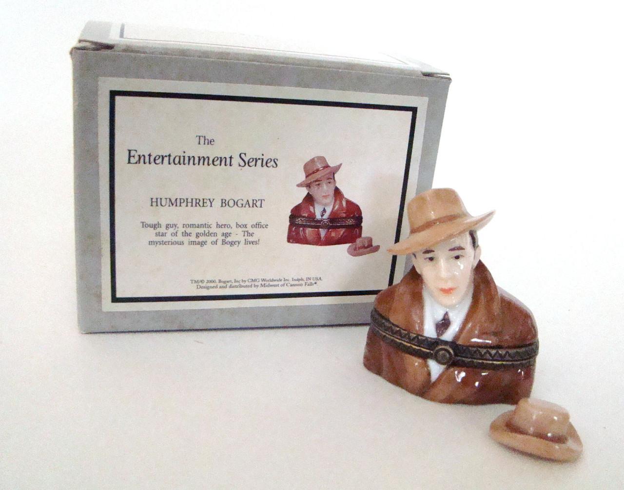 Humphrey Bogart with Hat PHB