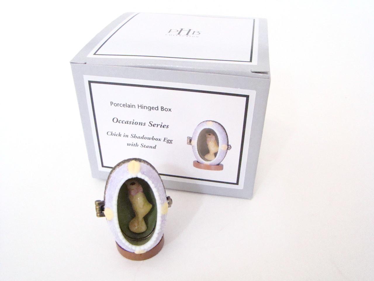 Chick and Bunny Shadowbox Egg Set/2