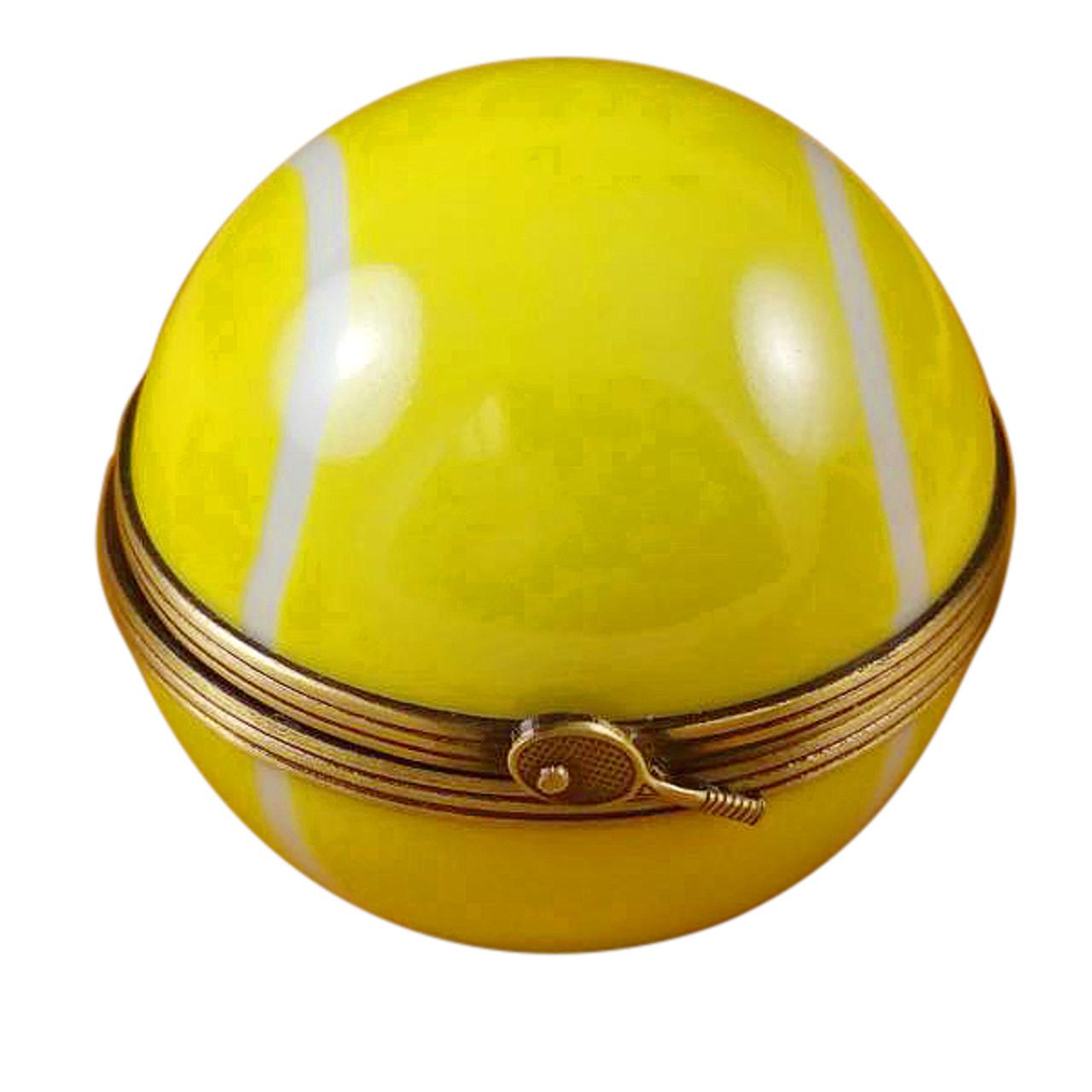 Limoges Imports TENNIS BALL Limoges Box TS095-E