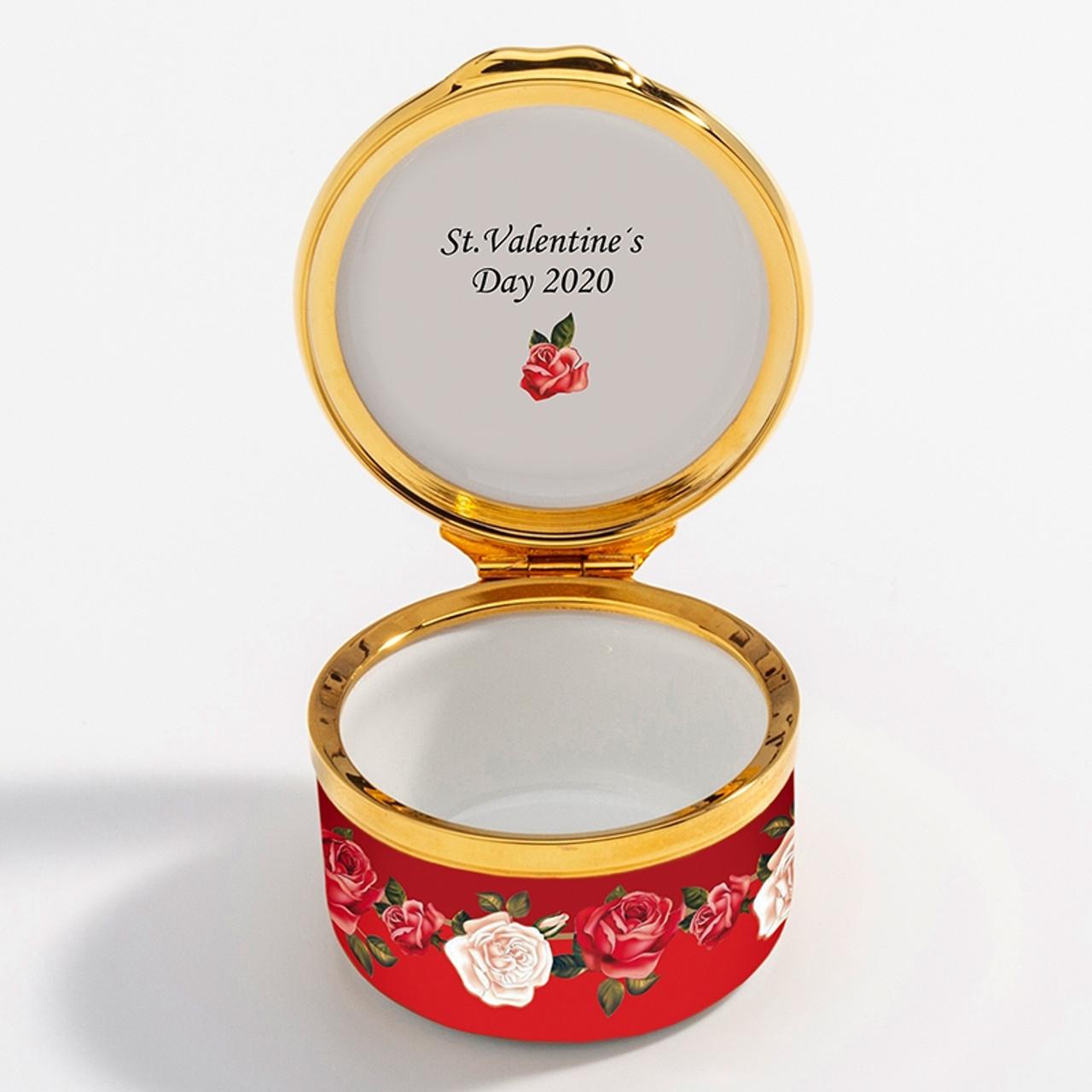 Halcyon Days 2020 St. Valentine's Day ENSV200101G