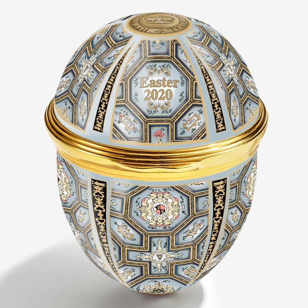 Halcyon Days 2019 Easter Egg Box ENEG200108G