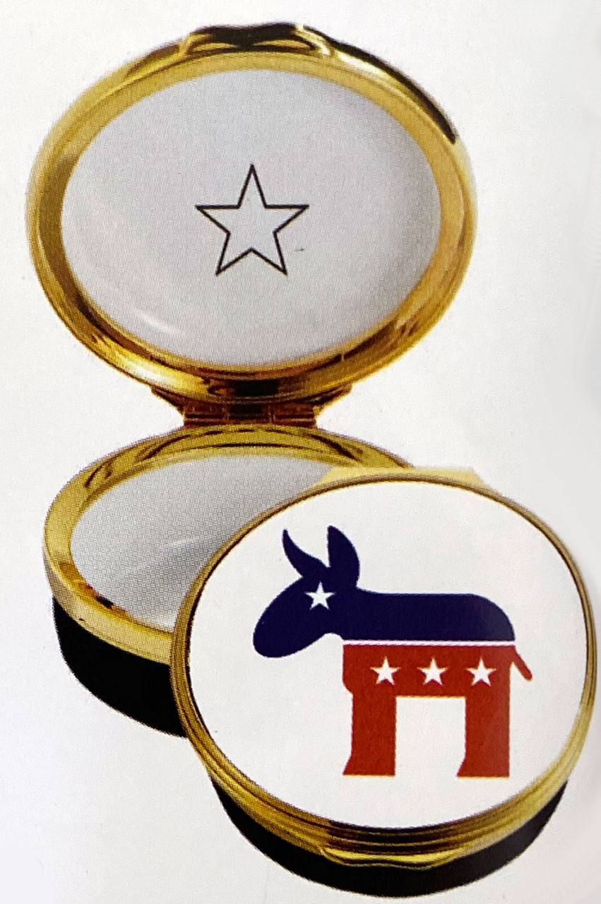 Halcyon Days Democratic Donkey ENDCD1101G
