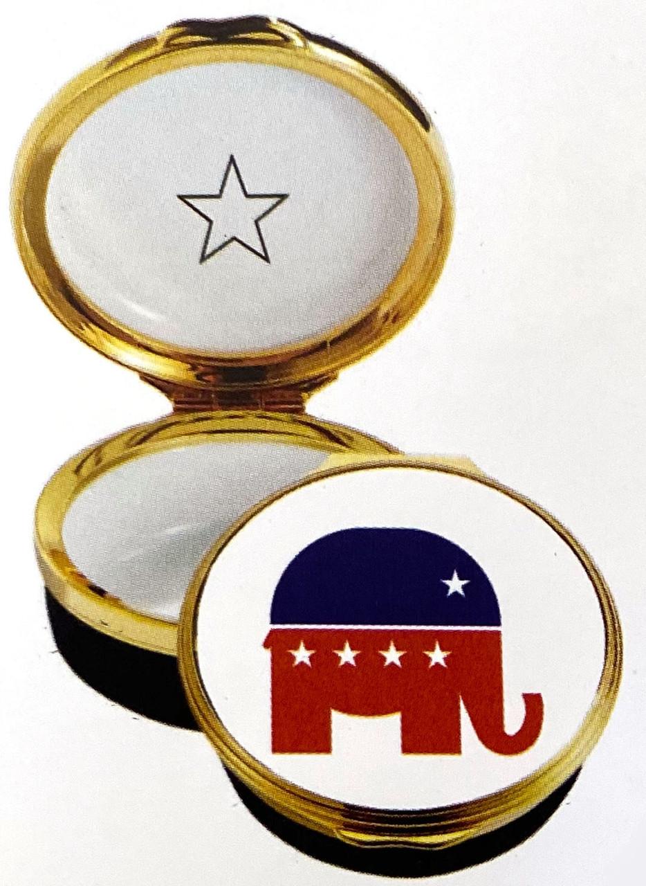 Halcyon Days Republican Elephant ENRPE1101G