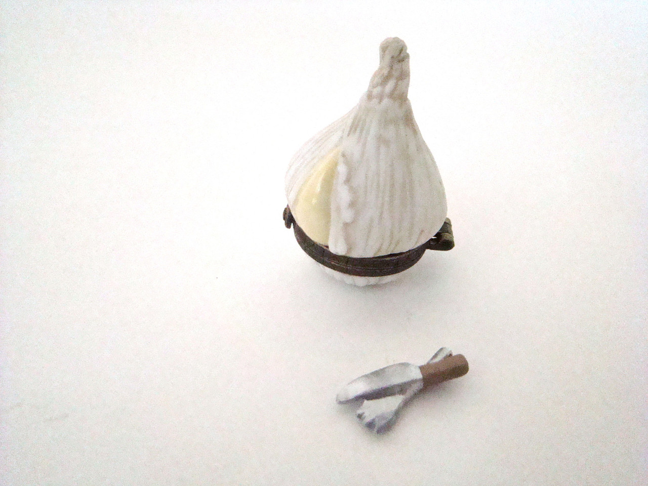 Midwest of Cannon Falls Garlic with Knife & Fork PHB