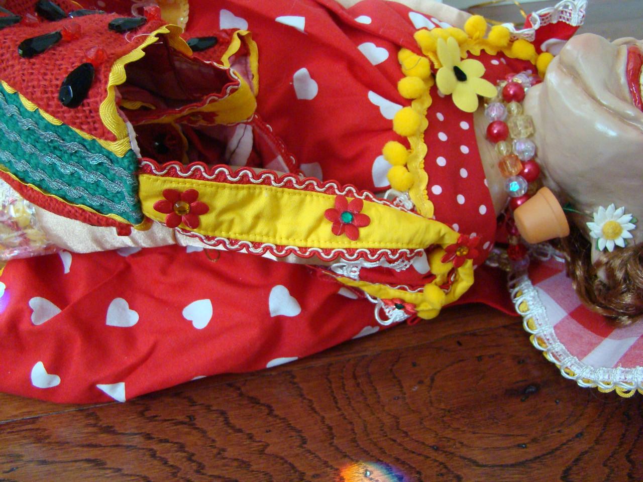 Katherine's Collection GARDEN EULA Wayne Kleski Doll  27 Inch